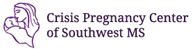 Crisis Pregnancy Center of Southwest MS Logo